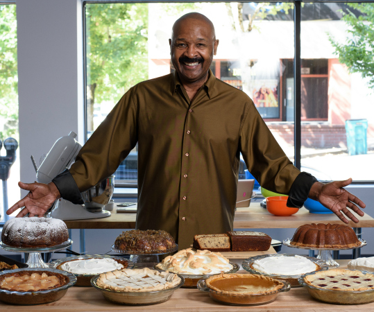 Rushion McDonald to Appear at the International Home + Housewares Show