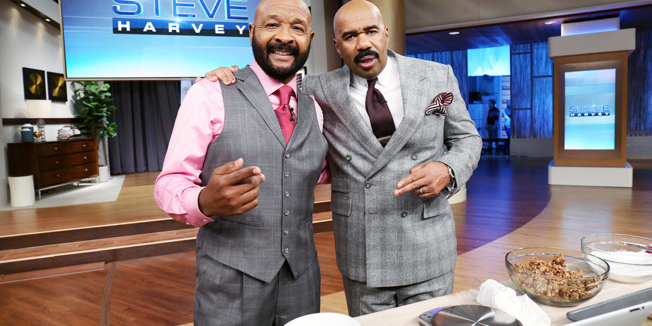 Rushion McDonald To Appear on Steve Harvey and Give Away a Home Baking Experience