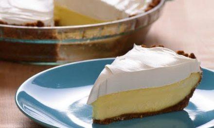 Lemon Layered Cheesecake Recipe
