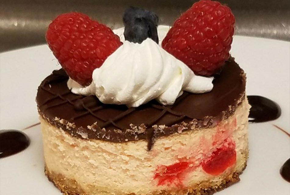 Cherry Chocolate Cheesecake by Jewel A. Edwards