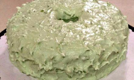 Key Lime Pound Cake by Valerie Fox