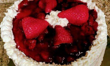 Strawberry Shortcake by Ashley Waddy