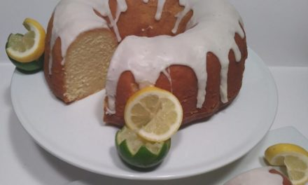 7 UP Pound Cake by Alfonzo & La Trisha McIntosh