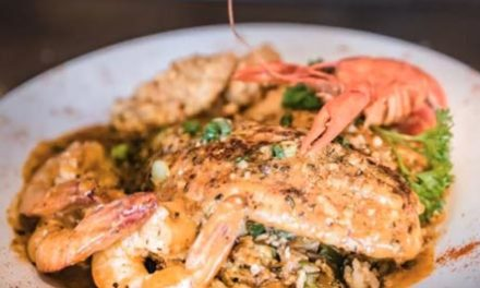Crescent City Connection Sports & Oyster Bar – Houston, TX