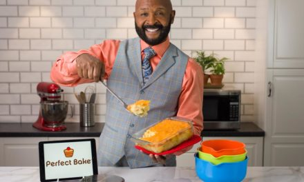 Perfect Company and Rushion McDonald Launch Season Two of Perfect Bake Time with Rushion McDonald Video Baking Series