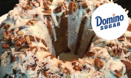 Brown Sugar Coconut Cream Cake by LaSonia Johnson