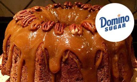 Caramel Apple Spice Cake by Michelle Lynn