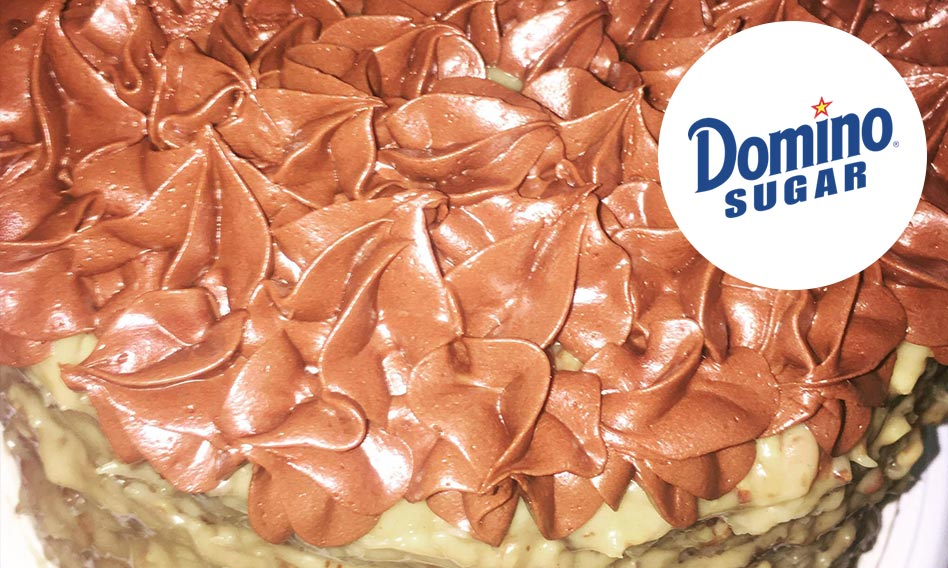 German Chocolate Cake by Natasha Finch