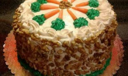 Carrot Cake by Chaymaya Thom