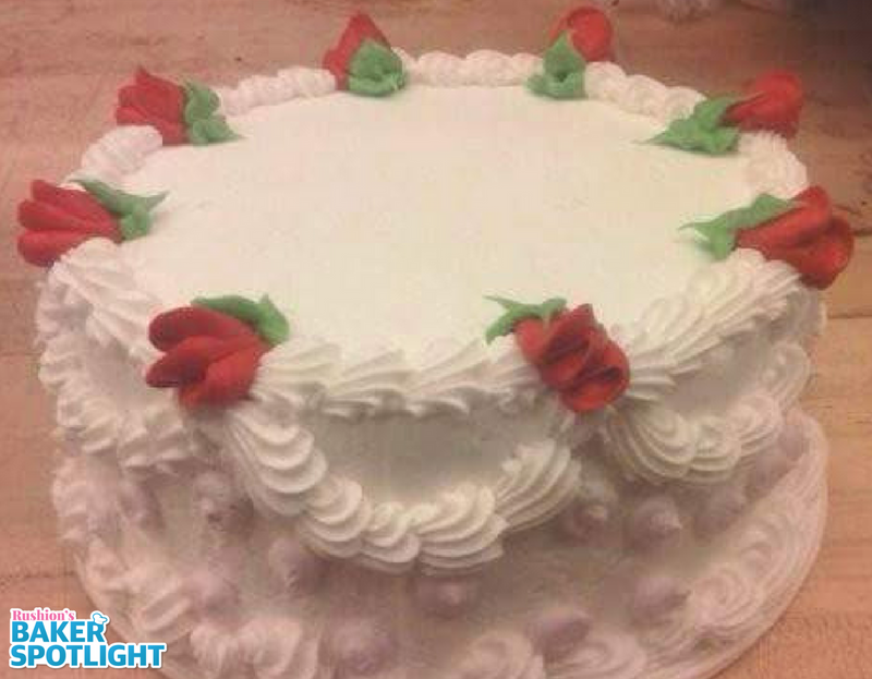 Carrot Cake by Florence Miller