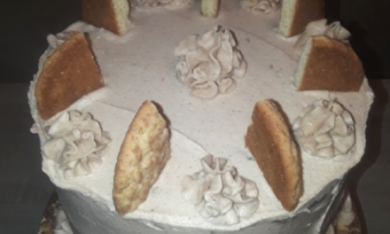 Snickerdoodle Cake by Deshanae Nelson