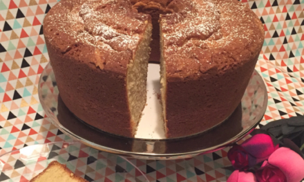 Brown Sugared Sour Cream Poundcake by Janet Williams