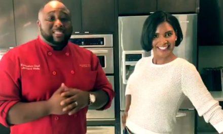 Crunchy Kale Chips feat. Denise Boutte
