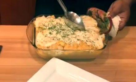 Lobster & Shrimp Mac & Cheese
