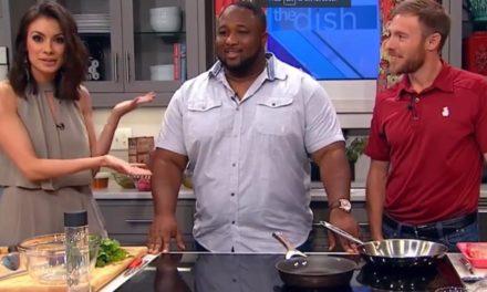 Pork Chops on The Dish on 6