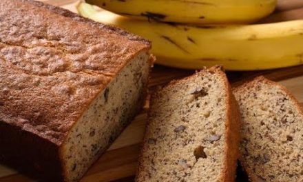 Banana Pecan Bread Recipe
