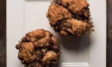 Brown Sugared Monkey Jumbo Muffins