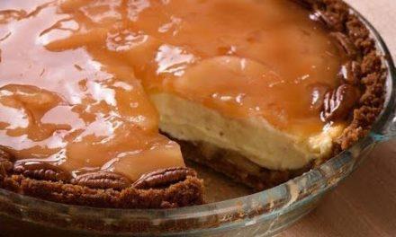 Caramel Apple Cheesecake Recipe
