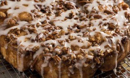 Caramel Pecan Sticky Buns Recipe