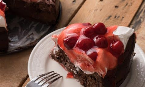 Cherry Chocolate Cheesecake Recipe