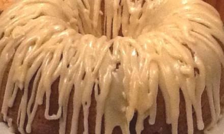 Gail Hill's Sweet Potato Pound Cake