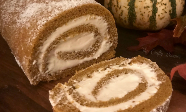 Pumpkin Roll recipe by Sharron Marbury
