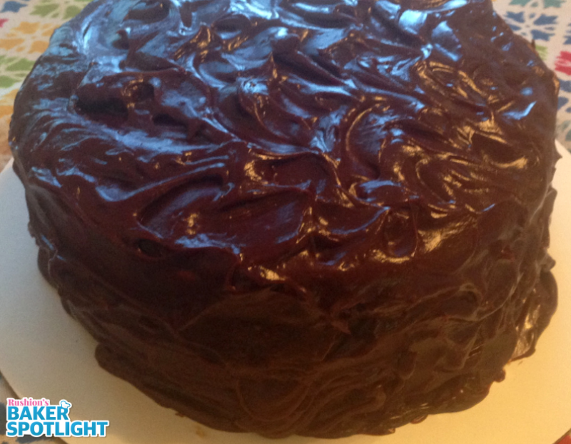 Creamy Chocolate Icing by Kristie Powell