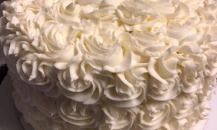 Natasha Young's Lush Lemon Cake