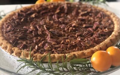 Karen Ramsey's Southern Pecan Pie