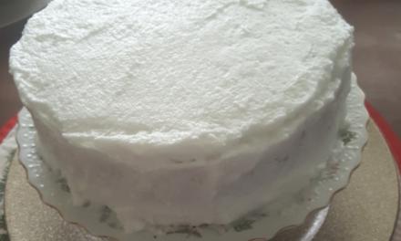 Coconut Cake by Cynthia Cummings