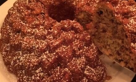 Stephanie Kowalyk's Orange Cranberry Pecan Delight