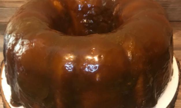Delores Morris's Caramel Cake