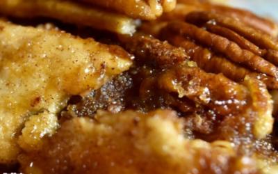 Pecan Pie Cobbler by Latorra Garland