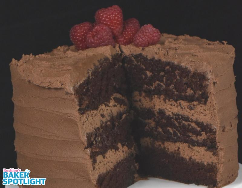 Chocolate Cake by Latorra Garland