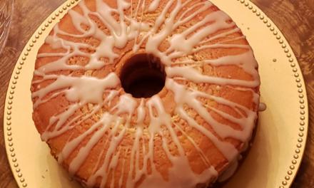 7UP Pound Cake by Rodney Robertson, Jr.