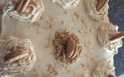 Peanut Butter Cake by Dafney Cook