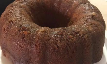 Bahamian Rum Cake by Paula Lovette