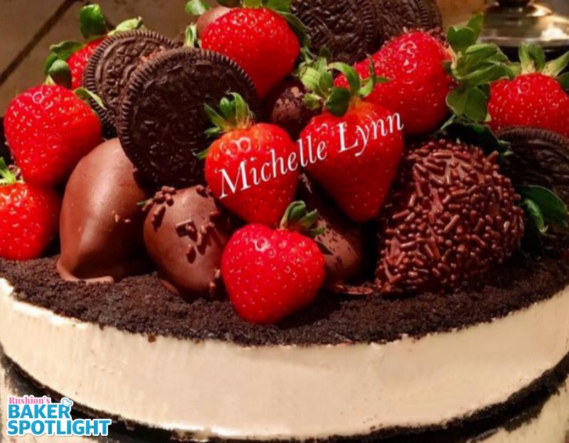 Stuffed Oreo Cookie Cheesecake by Michelle Lynn