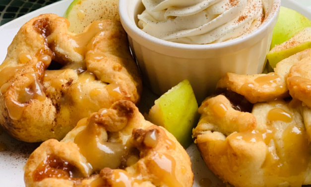 Apple Pie Bites by Dr. Shica Little