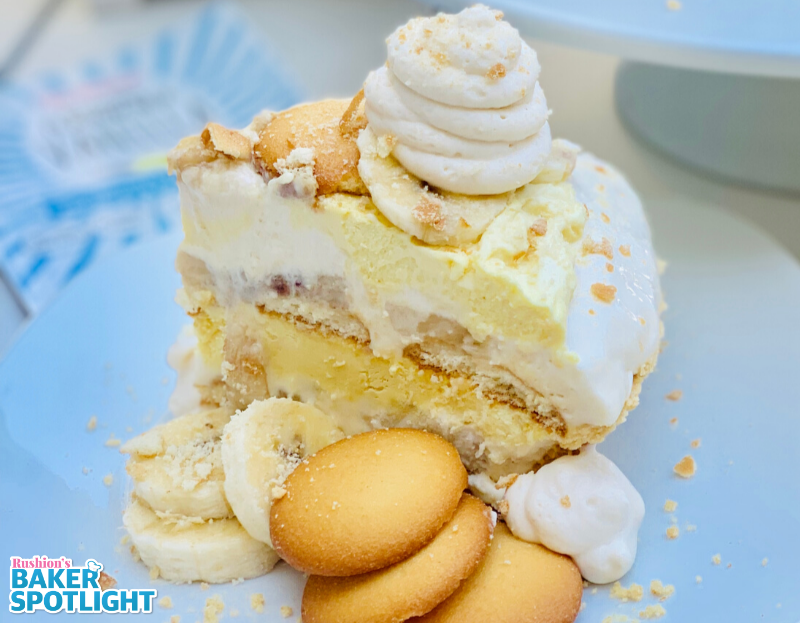 Banana Pudding Pie by Dr. Shica Little