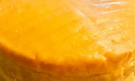 Lemon Cheesecake by Wanda Davis
