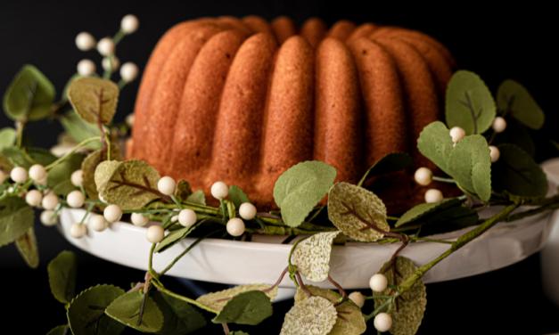 Gluten Free Vanilla Pound Cake by T Stephens