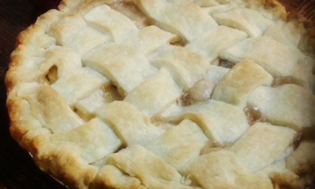 Deep Dish Apple Pie by David Lee Denny, Jr.