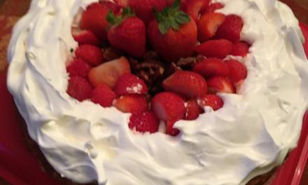 Super Cheesecake by Bonnie Brown
