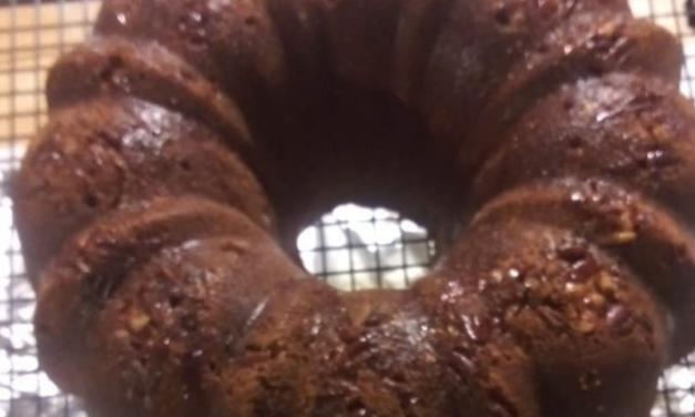 Coconut Rum Cake by Kimberly Benson