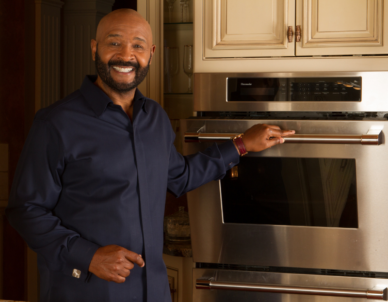 EMMY® WINNER RUSHION McDONALD'S 3815 MEDIA, INC. PARTNERS WITH AIB NETWORK TO LAUNCH TV PROGRAMS, MONEY MAKING CONVERSATIONS AND RUSHION'S KITCHEN