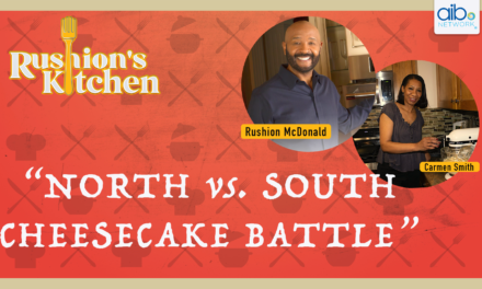 North vs. South Cheesecake Battle