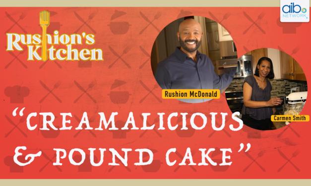 Creamalicious & Pound Cake